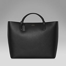 Leather Large Tote