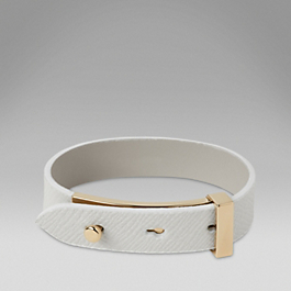 Leather Buckle Bracelet