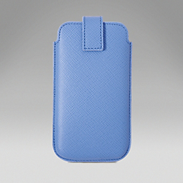 Leather Samsung S4 Cover