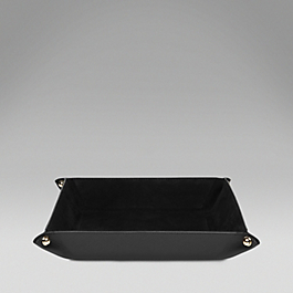 Leather Trinket Tray