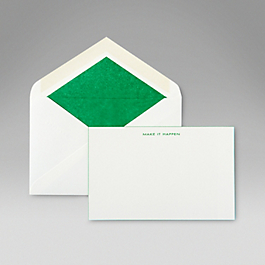 Make It Happen Correspondence Cards