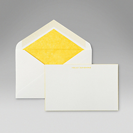 Hello Sunshine Correspondence Cards