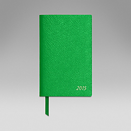 Leather 2015 Panama Diary with cedar pencil
