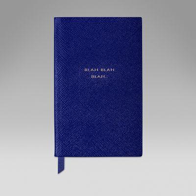 Blah blah blah' panama notebook