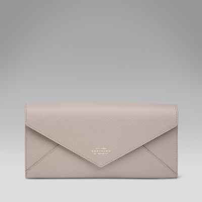 Panama envelope clutch