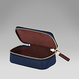 Leather camera case