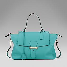 Leather Berkeley Bag