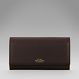 Leather Housekeepers Purse
