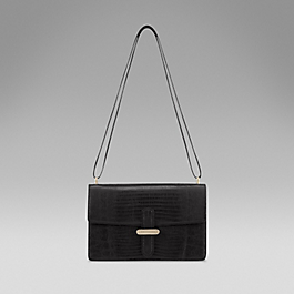 Leather Audley Bag