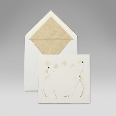 Polar Bears Christmas Cards