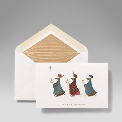 Following Yonder Star Christmas Cards