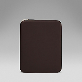 Leather A5 Writing Folder