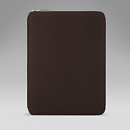 Leather A4 Writing Folder
