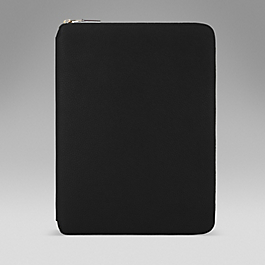 Leather A4 Writing Folder
