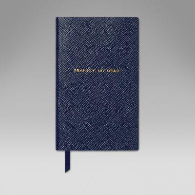 Frankly My Dear Panama Notebook