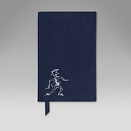 Leather Gentleman' Panama Notebook