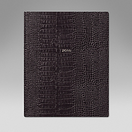 Luxury Leather 2016 Portobello Diary