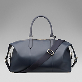 Leather Carry On Bag