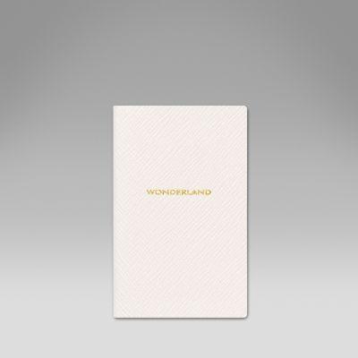 Wonderland Wafer Notebook