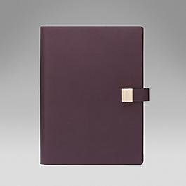 A4 Leather Folder