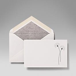 Dandelion Correspondence Cards