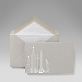 New York Correspondence Cards