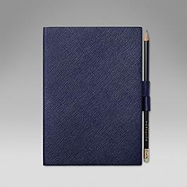 Leather Sketchbook