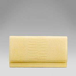 Leather Travel Wallet