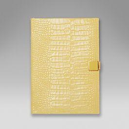Leather Midyear diary