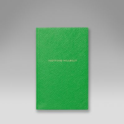 Notting Hillbilly Panama Notebook