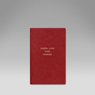 Hook Line and Sinker Wafer Notebook
