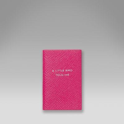 A Little Bird Wee Notebook