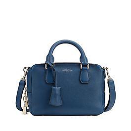 Leather Mini Dover Crossbody Bag