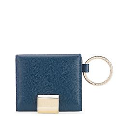 Leather Folding Photograph Keyring