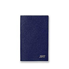 Leather 2017 Panama Agenda with bound in Address Book