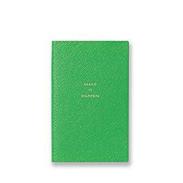 Leather Make it Happen Panama Notebook