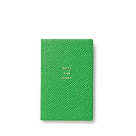 Leather Boys and Girls Address and Telephone Wafer Notebook