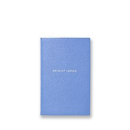 Leather Bright Ideas Wafer Notebook