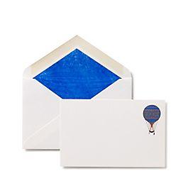 Hot Air Balloon Notelets