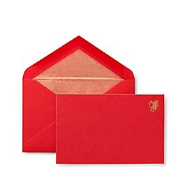 Chinese New Year Rooster Correspondence Cards