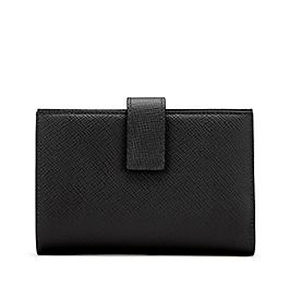 Leather Small Continental Purse