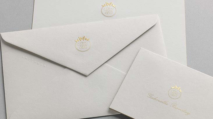 Personalised Stationery | Smythson