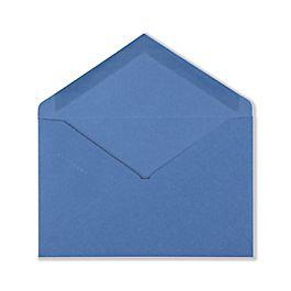 Enveloppes Kings bleu du Nil