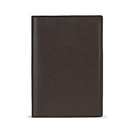 Copertina per passaporto e portacarte in pelle