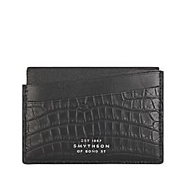 Leather Wilde Card Holder