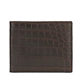Leather Wilde 6 Card Wallet