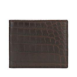 Leather Wilde 6 Card Wallet
