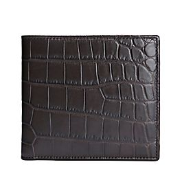 Leather Wilde 8 Card Wallet