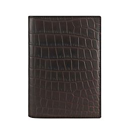 Leather Wilde Passport Cover