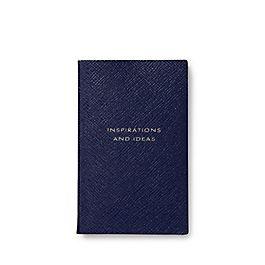 Panama Notizbuch für Inspirations and Ideas mit Ledereinband